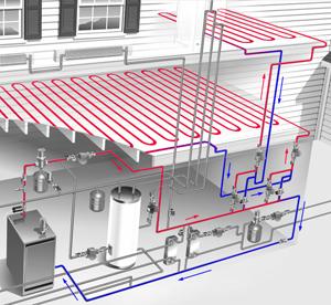 Radiant Floor Thermostat Heating & Cooling - Buschur's RefrigerationBuschur's ...