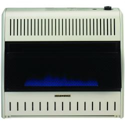 Vent-Free Gas Space Heaters Blue Flame Heaters Model: 30K