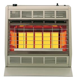 SR Radiant Heaters