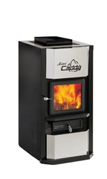 Mini Caddy - E.P.A. Wood or Wood-Electric Combo or Wood Add-on Furnace