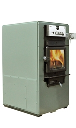 CADDY - E.P.A. Wood or Combination Furnace (oil and/or electric) or Add-on Furnace