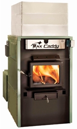 Max Caddy - Wood or Combination Furnace (oil and/or electric)
